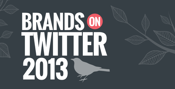 Photo de [infographie] Comment les marques utilisent-elles Twitter en 2013?