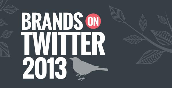 Photo de [infographie] Comment les marques utilisent-elles Twitter en 2013?