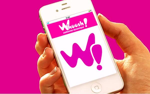 Photo de 3 nouvelles applications à découvrir: Tweetreach, Whoosh et Jimdo