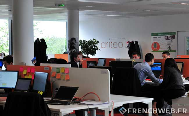 Photo de Criteo lance une solution de reciblage publicitaire sur application mobile