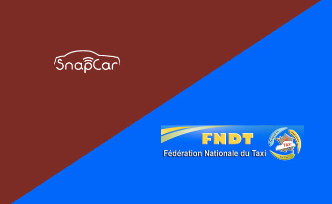 Photo de La Fédération Nationale du taxi répond à SnapCar