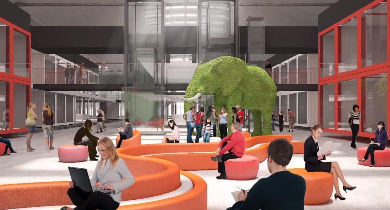 Photo de 1000 startups-Freyssinet: le futur temple numérique en vidéo