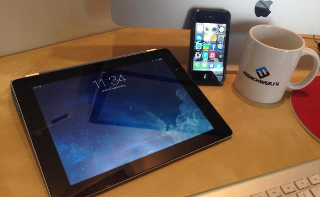 Photo de [La photo du jour] L'iOS nouveau est arrivé