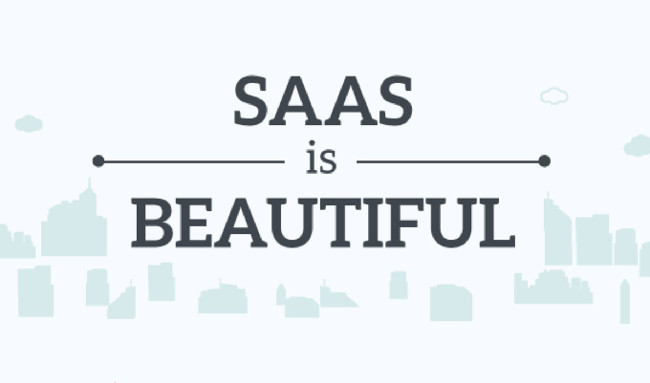 Photo de [Infographie] «SAAS is beautiful!»