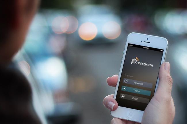 Photo de [3 applications à découvrir] Pressgram, Velibobo et Sejourning