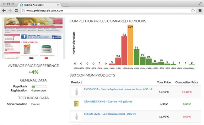 Photo de La startup du jour: Pricing Assistant, un outil pour vous aider à bien positionner vos prix