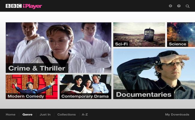 Photo de BBC iPlayer : L'appli dépasse les 20 millions de téléchargements