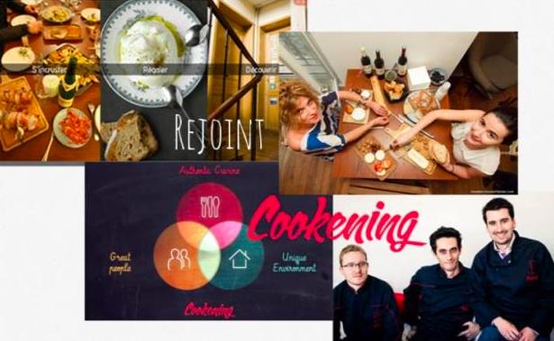 Photo de [Social dining] Beyond Croissant et Cookening font désormais cause commune
