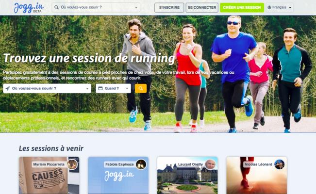 Photo de La startup du jour : Jogg.in, avec qui courir aujourd'hui ?