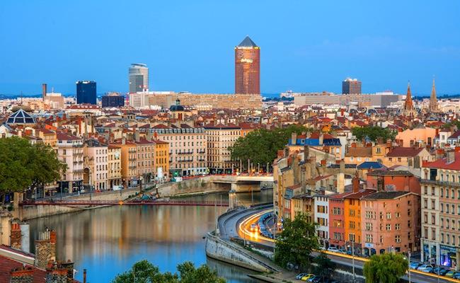 Photo de [FrenchWeb Tour Lyon] Les bonnes adresses pour s'implanter en région Rhône-alpes