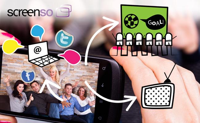 Photo de La startup du jour : Screenso, une solution de gestion de contenus pour les chaînes TV
