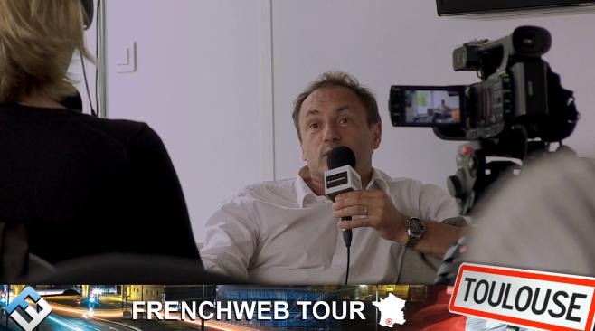 Photo de [FrenchWeb Tour Toulouse] Comment SigFox gère-t-il sa croissance ? Rencontre avec Ludovic Le Moan, son CEO