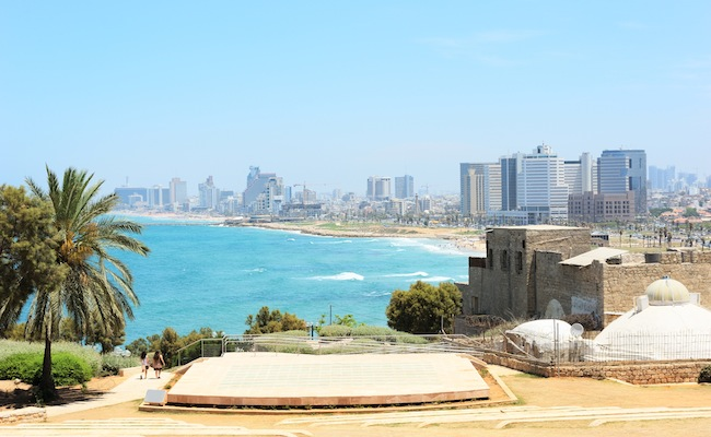 Photo de [Startups] Tweet story à Tel-Aviv avec 50Partners