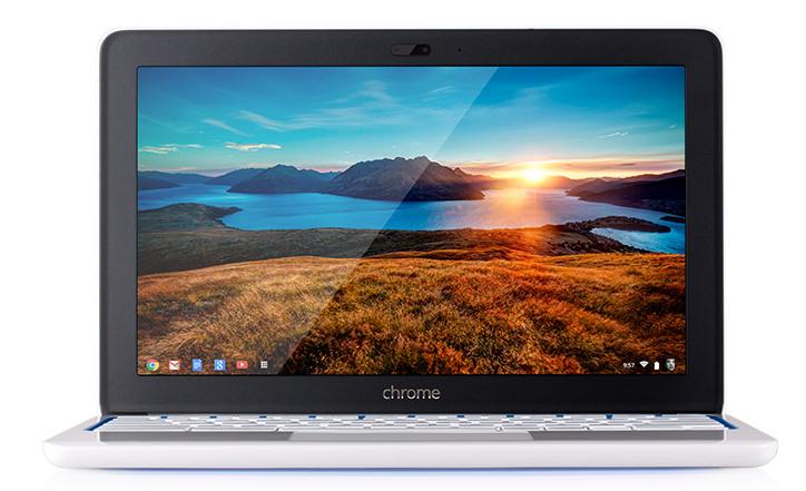 Photo de 279 dollars : le mini prix du nouveau Chromebook de Google et Hewlett-Packard