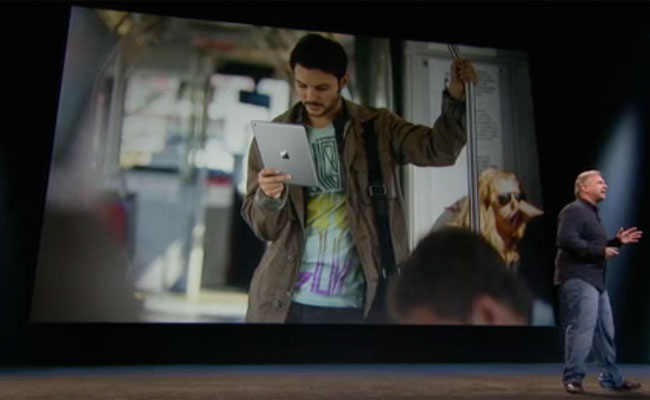 Photo de Apple, une keynote qui manque d'air frais!