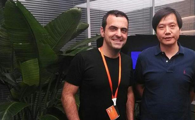 Photo de Lei Jun et Hugo Barra se livrent sur l'avenir international de Xiaomi