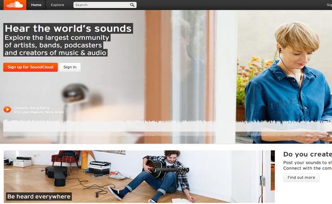 Photo de SoundCloud dépasse les 250 millions d'utilisateurs et se synchronise avec Instagram