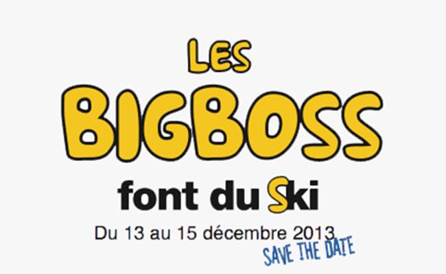 Photo de « Les BigBoss font du Ski »