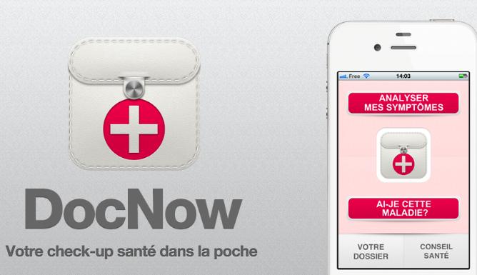 Photo de Info FrenchWeb: L'application santé DocNow lève 200 000 euros