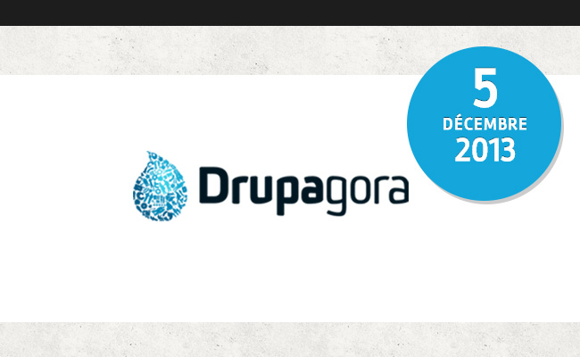 Photo de Drupagora – 3ème édition
