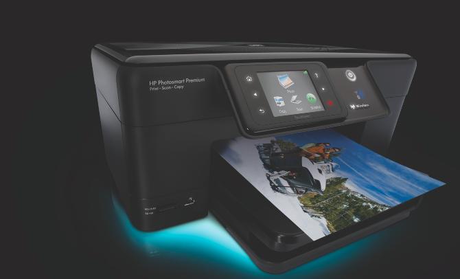 Photo de Les imprimantes HP seront sans doute un jour 3D…
