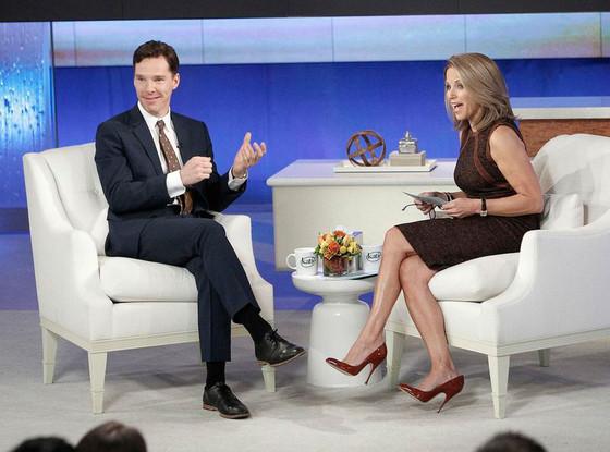 Photo de TV Show: Katie Couric rejoint Yahoo