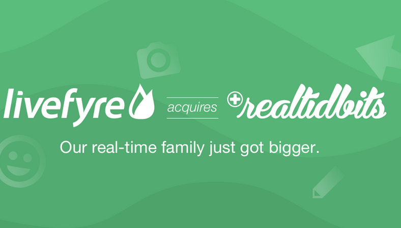 Photo de Commentaires: Lifefyre s'offre la startup Realtidbits, spécialisée dans l'analytics