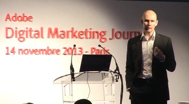 Photo de [Reportage] Adobe: «On compte 300 millisecondes dans l'interaction entre une marque et un internaute»