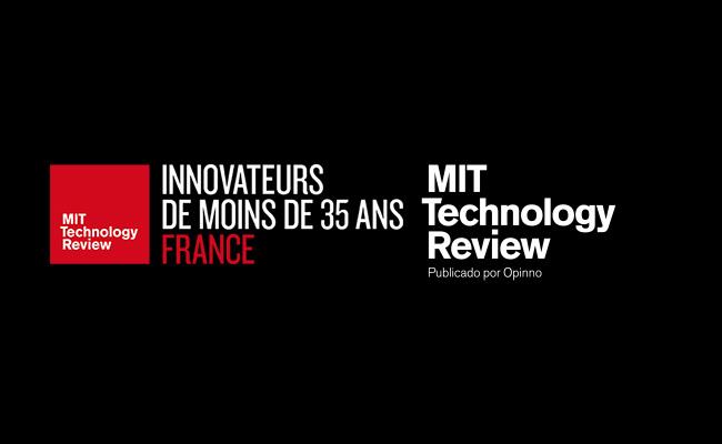 Photo de Inscription au Prix MIT Technology Review Innovateurs de moins de 35 ans France