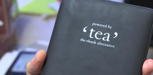 Photo de Tea, la start-up qui veut libérer le livre numérique des technologies propriétaires