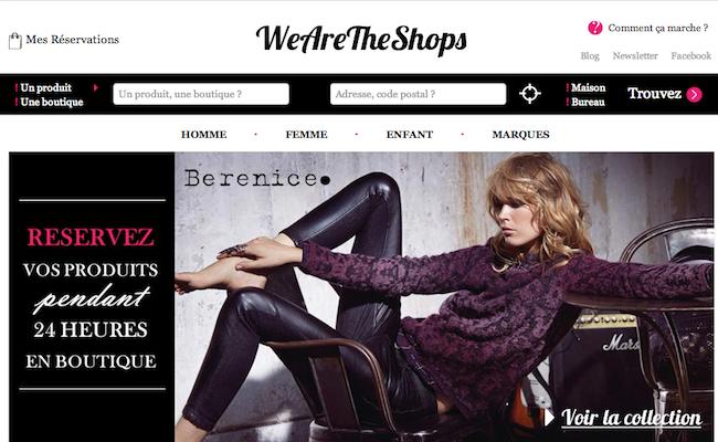 Photo de [Web to store] WeAreTheShops lève 300 000 euros