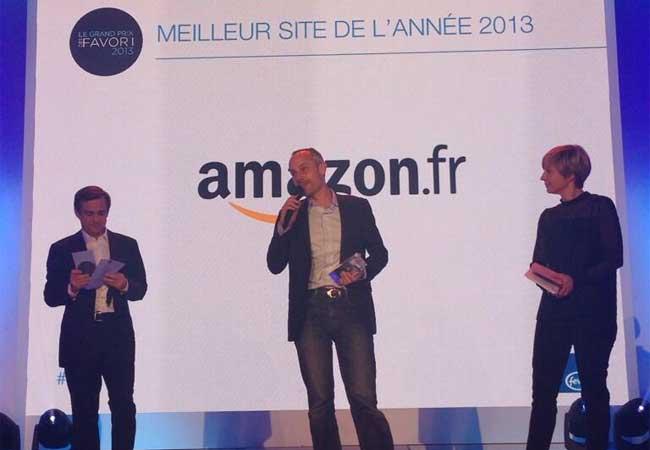 Photo de Les internautes français récompensent Amazon comme meilleur site e-commerce pour la 5ème année