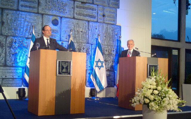 Photo de Startup Nation, François Hollande va à la rencontre des startups en Israel