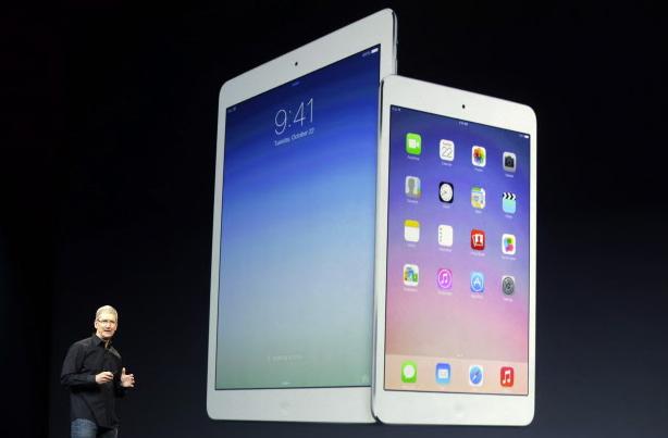 Photo de Un «Black Friday» décisif pour l'iPad Air