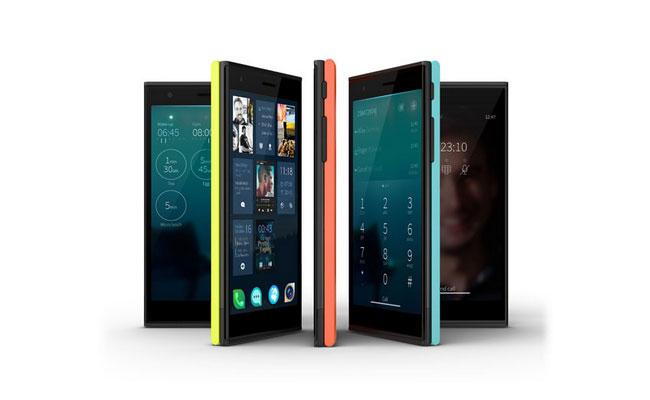 Photo de Des ex-Nokia lancent Jolla un nouveau smartphone