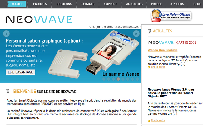 Photo de Neowave lance une levée de fonds participative de 415 000 euros