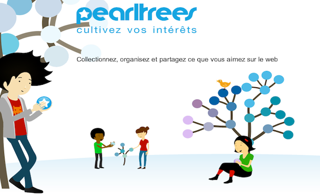 Photo de Pearltrees propose désormais de stocker ses documents