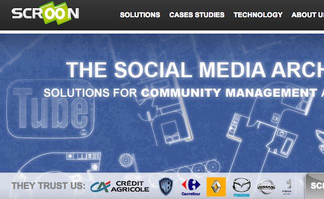 Photo de Blackberry rachète le français Scroon, plateforme de gestion de communautés sur les réseaux sociaux