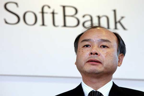 Photo de Bénéfices en hausse de 84% pour le japonais SoftBank au 1er semestre 2013