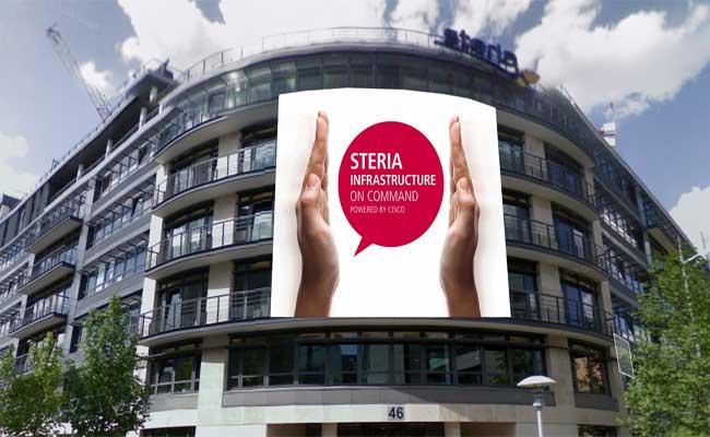 Photo de Steria: le contrat de l'année