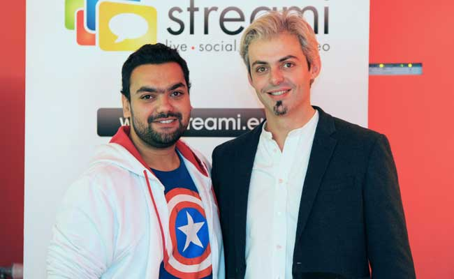 Photo de [Startup] Streami, un outil de streaming et de gestion sociale de vos évênements