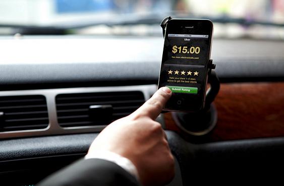 Photo de Uber signe un accord avec Toyota et General Motors pour recruter de nouveaux chauffeurs