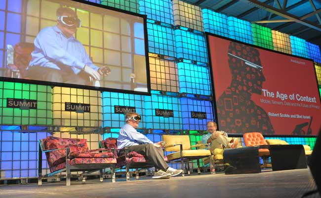 Photo de WebSummit Dublin, le debrief!