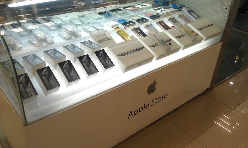Photo de Apple signe un accord avec China Mobile