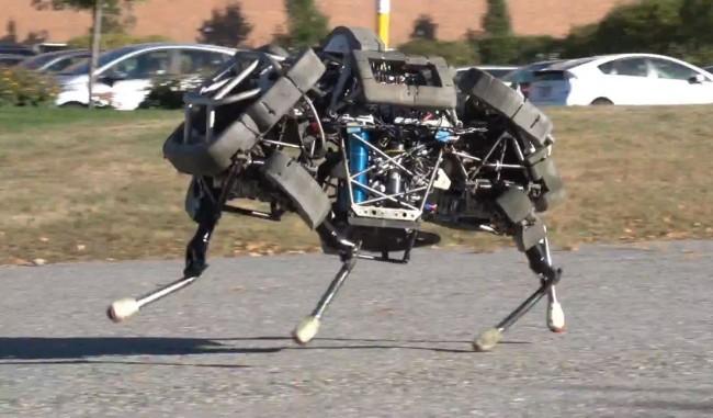 Photo de Google s'offre les robots de Boston Dynamics