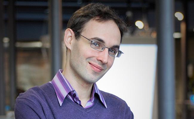 Photo de [3 questions à] Jean-Michel Deruty, CEO de Stormancer