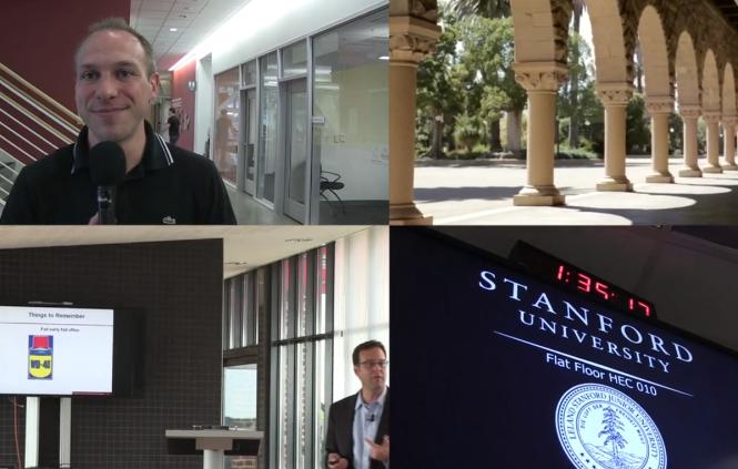 Photo de [Reportage] Les startups de Lille sur les bancs de Stanford