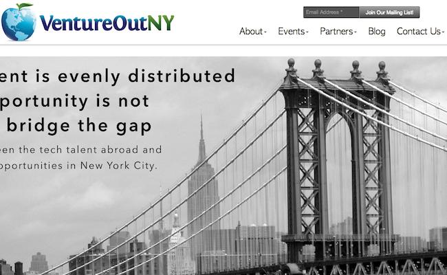 Photo de VentureOutFrance : un voyage proposé aux startups à New York