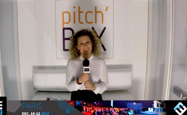 Photo de [LeWeb'13 – Pitch'Box] Afrimarket, solution innovante de transfert d'argent