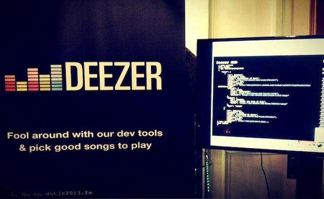 deezer-javascript